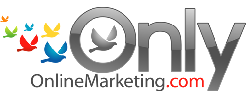 OnlyOnlineMarketing.com Logo